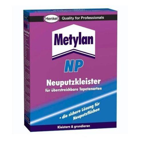 8x 1kg Metylan NP NeuputzKleister -Kleistern und Grundieren-