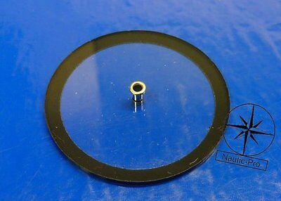 Nautic-Pro Schwanenhals Lüfter 20 mm hoch 180 Grad 2 Stück