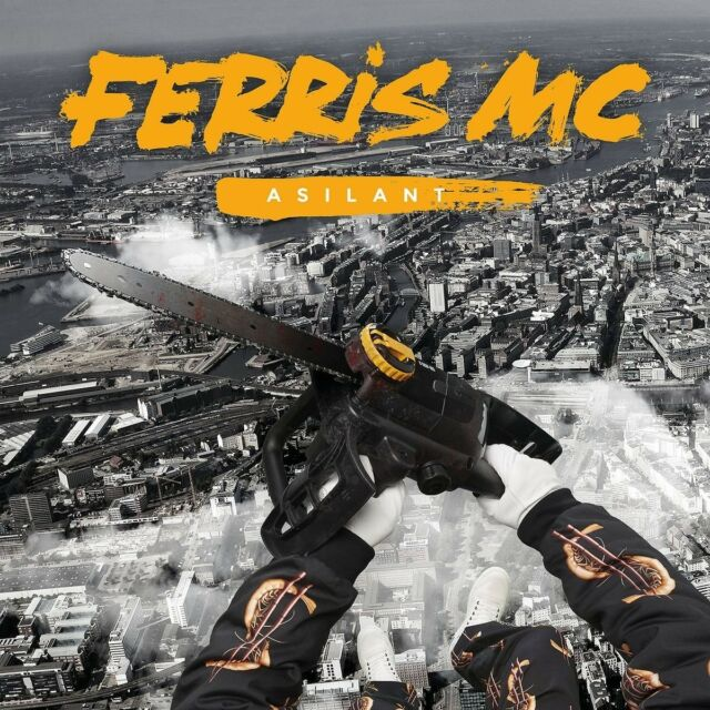 FERRIS MC - ASILANT   CD NEUF
