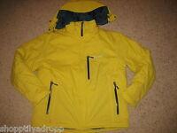 Cloudveil Mens Desperado Jacket Primaloft Recco Yellow L