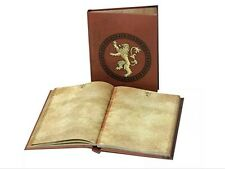 NUOVO STAR immagini gioco di Thrones Tyrion LIGHT UP NOTEBOOK