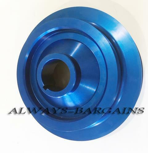 Underdrive Pulley Fits Honda Accord 1998-2002 3.0L V6 Blue