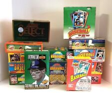 Vintage Unopened Baseball Card Packs Found At Antique 300