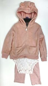 CARTER/'S® Baby Boy/'s 24M Athletic Jacket 3-Piece Set NWT