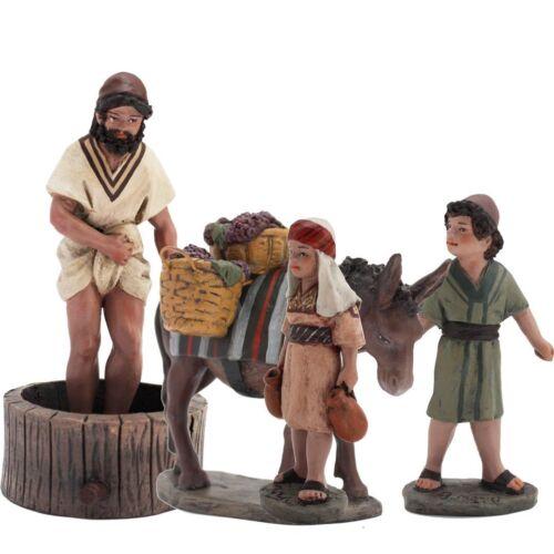 Mayo Series 11 cm - NEW 2018 Harvest 4 UDS bel904 Figurines Crib J.L