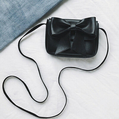 Cute Girls Handbags Mini Bowknot Shoulder Bags Candy Bags Coin Purse Wallet