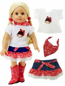 """Tan Cowboy Cowgirl Dude Ranch Hat fits 18/"""" American Girl Molly Doll Clothes"""