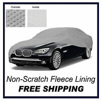 For Cadillac Brougham 1987 88 89 90-92 5 Layer Car Cover