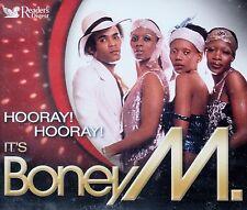 BONEY M. : HOORAY! HOORAY! IT'S BONEY M. / 3 CD-SET - TOP-ZUSTAND