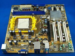 CP61MB-S2H FXNNANCE-GL6M CP61MB-S2H AMD2 Motherboard