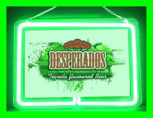 Desperados Beer Hub Bar Display Advertising Neon Sign
