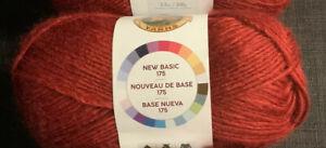 NEW-Lion-Brand-New-Basic-175-Yarn-Brick-675-134-25-Wool