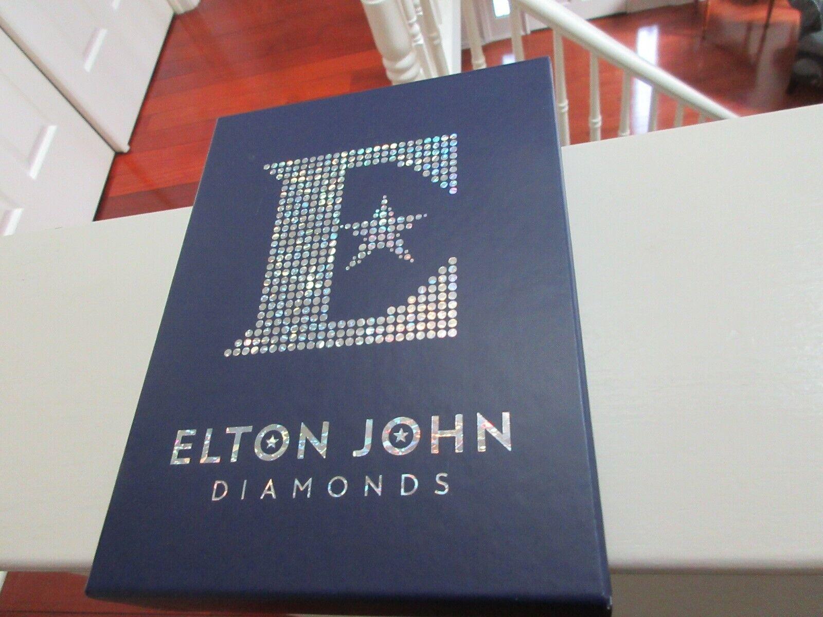 Diamonds * by Elton John (CD, Nov-2017, 3 Discs, Mercur