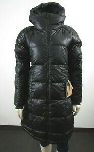 NWT Womens The North Face TNF Acropolis Parka Long 550-Down Warm Jacket - Black