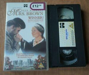Her Majesty Mrs Brown (1997) - Now Showing - Luna Cinemas