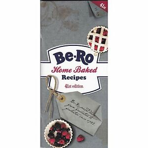 BE-RO-HOME-BAKED-RECIPES-41st-EDITION-BERO-COOK-BOOK-Authorised-Seller