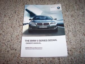 2012 bmw x5 50i owners manual