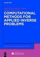 * COMPUTATIONAL METHODS FOR APPLIED INVERSE PROBLEMS