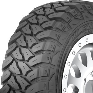 4-New-LT255-75R17-Kenda-Klever-M-T-KR29-Mud-Terrain-6-Ply-C-Load-Tires-2557517