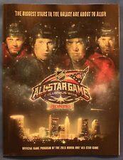 2015 NHL ALLSTAR Game - PROGRAM /  GAME DAY GUIDE @ Nationwide Arena  01-25-2015