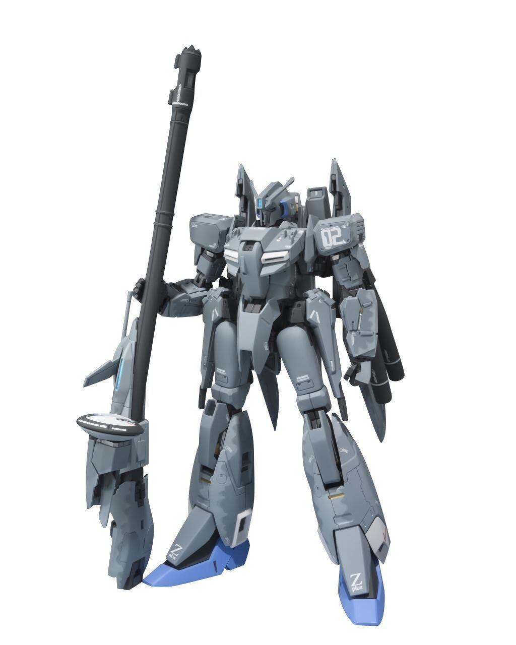 Bandai Gundam Sentinel Metal Robot Spirits Ka firma lado Mississippi Zeta Plus C1 EMS
