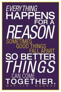 Marilyn-Monroe-Everything-Happens-For-A-Reason-Purple-inch-Poster-24x36-inch
