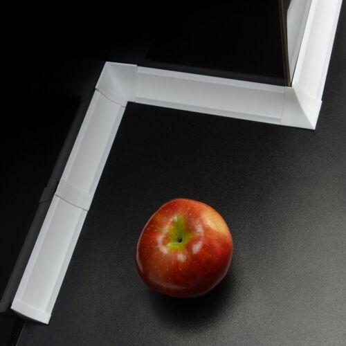 23mm PLAN DE TRAVAIL COULISSE CONTRE L/'EAU COULEURS VARIEE PVC 0,5-3m cuisine
