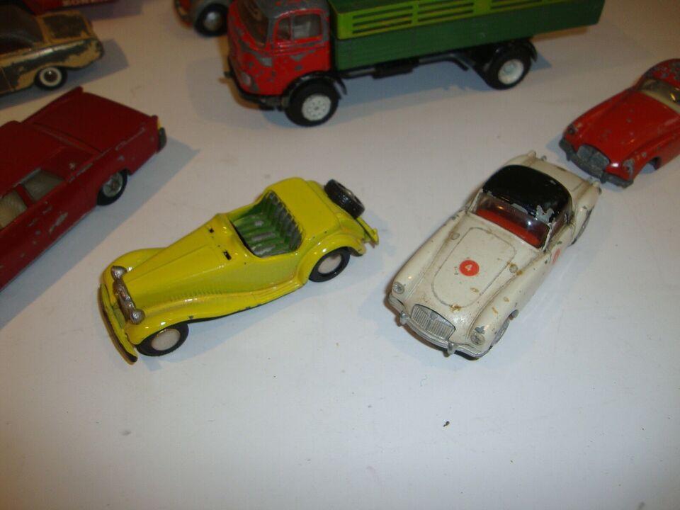 Biler, Gamle Tekno biler