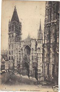 76-cpa-ROUEN-La-cathedrale-i-3557