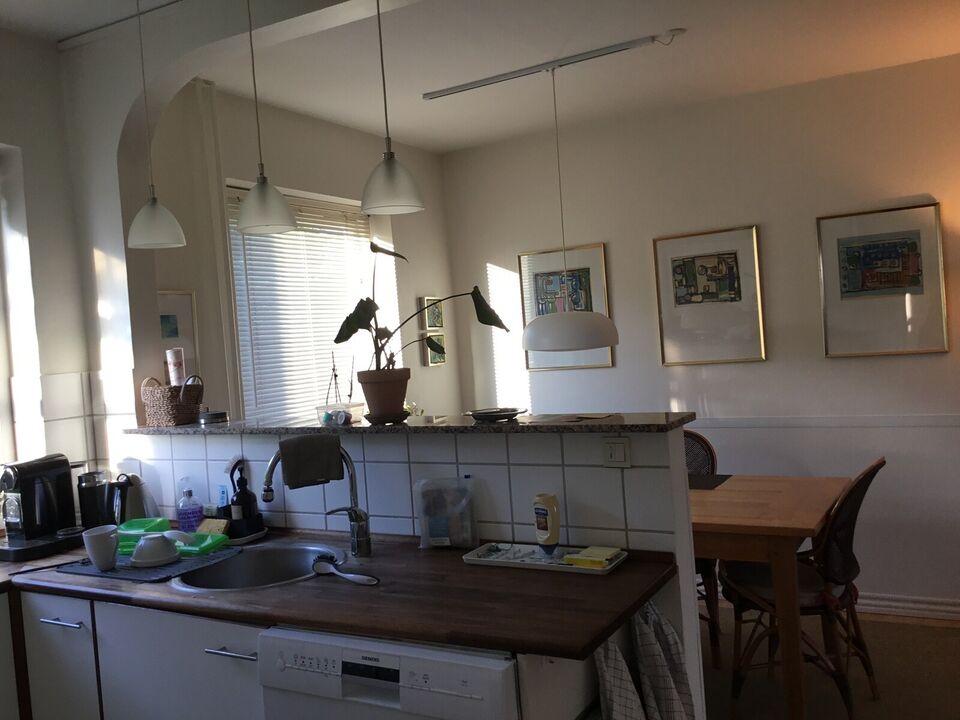 lejlighed byttes, 2800, Agervang Rækkehus med 1. Sal 106 m2