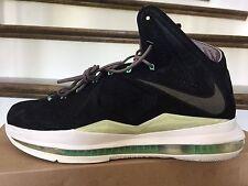 big sale bb3bf d1463 item 2 RARE Nike Air Zoom Max LEBRON X 10 EXT QS Black SUEDE Mint Green  607078-001 -RARE Nike Air Zoom Max LEBRON X 10 EXT QS Black SUEDE Mint  Green 607078- ...