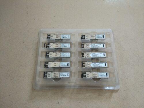 Qty 10 Genuine Cisco GLC-SX-MM 30-1301-02 1000BASE-SX SFP transceiver module
