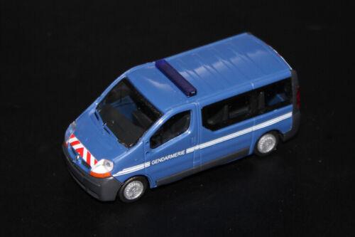 1//87 RIETZE SAI 3625 Van Gendarmerie nationale France RENAULT TRAFIC 2 2010