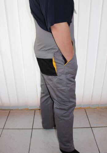 Arbeitshose Latzhose Berufshose Arbeitskleidung Montagehose Willax Neu Profi 225