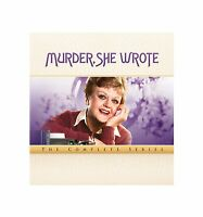 Murder She Wrote: The Complete Series Free Shipping