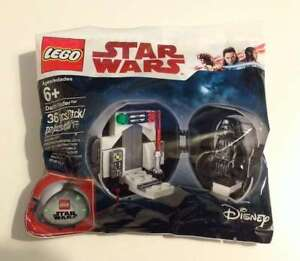 LEGO-STAR-WARS-5005376-Darth-Vader-Pod-Polybag-NEU-OVP