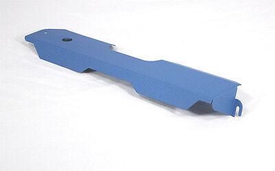 Custom Alternator Pulley Cover for 02-07 SUBARU WRX STI Aluminum Matte Blue