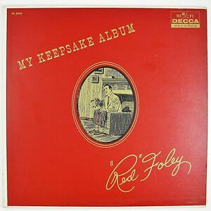 RED-FOLEY-My-Keepsake-Album-LP-NM-NM