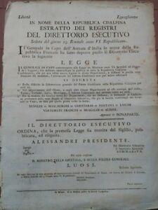 1797-REPUBBLICA-CISALPINA-MILANO-PROCLAMA-NAPOLEONE-SU-OLONA-VERBANO-LARIO