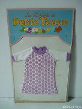 Les vêtements de Petite Tinnie (#6) / Poupées Raynal Miro-Meccano [ Neuf ]