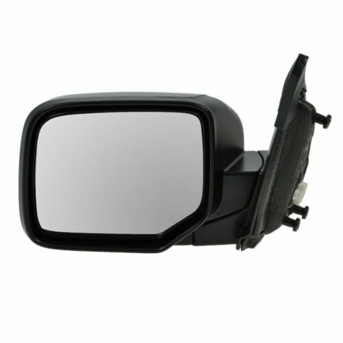 Power Heated Smooth Mirror Driver Side Left Hand LH for 09-13 Honda Pilot