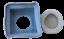 ukscooters-LAMBRETTA-PETROL-TANK-DRIP-TRAY-amp-FELT-WASHER-GREY-GP-LI-S2-S3 miniatura 2