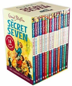 Enid-Blyton-The-Complete-Secret-Seven-Library-16-Books-Box-Set-Collection-Series