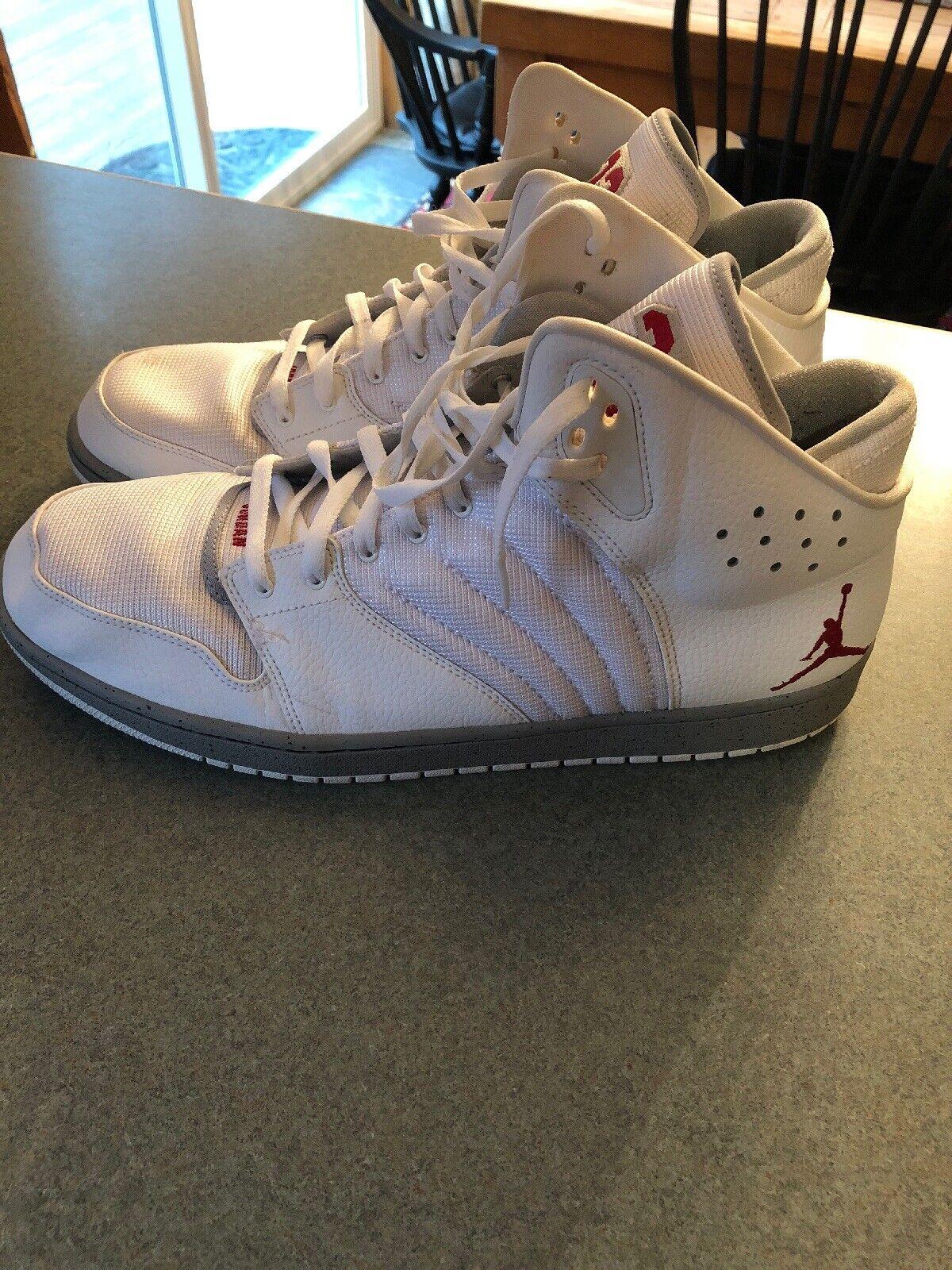 Men's Jordan Flight 23 Sneaker Size 16             838818 –103