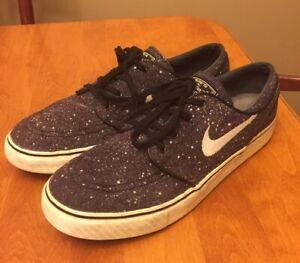 página Especificidad comprender  Nike SB Zoom Stefan Janoski Galaxy Print Size 10 Running Shoes USED  Sneakers | eBay