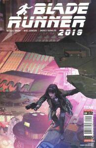 Blade Runner 2019 #10B Mead Variant VF 2020 Stock Image