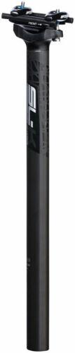 FSA SL-K Carbon SB0 Tige de selle 27.2 x 400 mm noir graphique