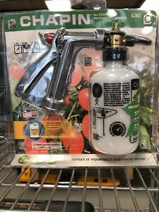 Chapin G362 Professional All Purpose Hose End Sprayer with Metering Dial