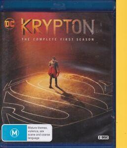 Sold-Krypton-Season-1-M-Blu-ray-2019-2-Disc-Set-Region-B