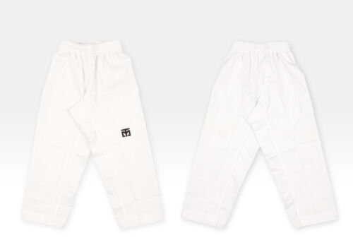 MOOTO BS4 Uniform with Black V-Neck Tae Kwon Do TKD Taekwondo WTF Dobok